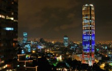 Bogota By night