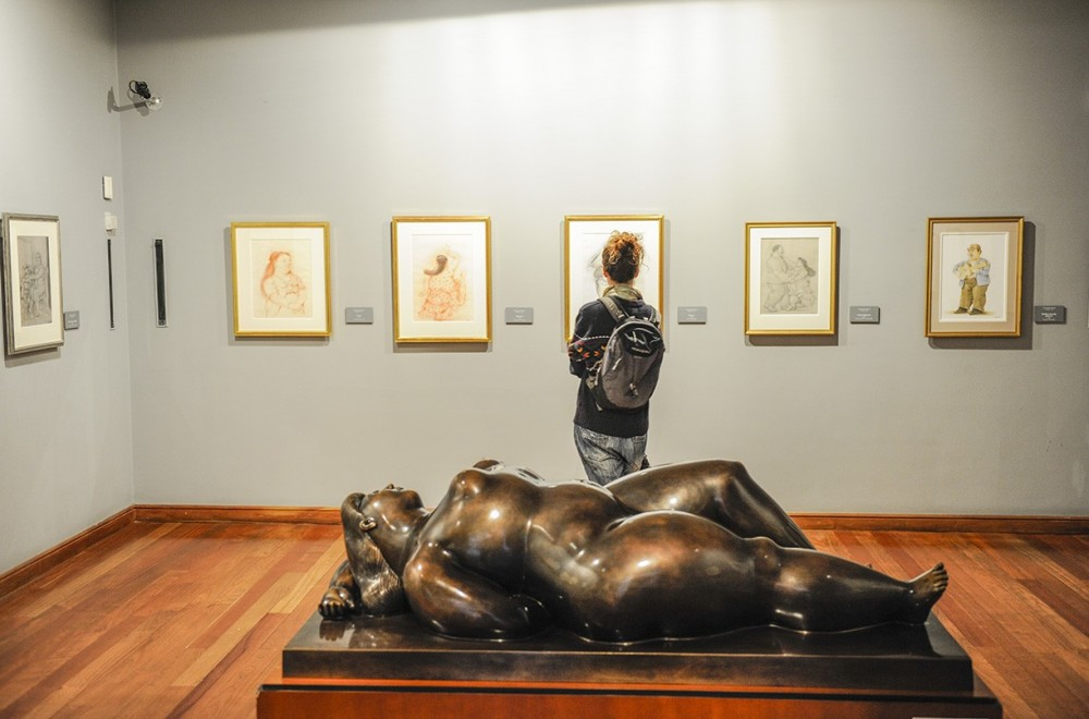 Guided Visit to Botero Museum