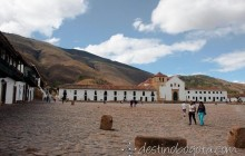 Transportation to Villa de Leyva (Daytrip)