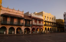 Cartagena Shore Excursion and Lunch 8 hours