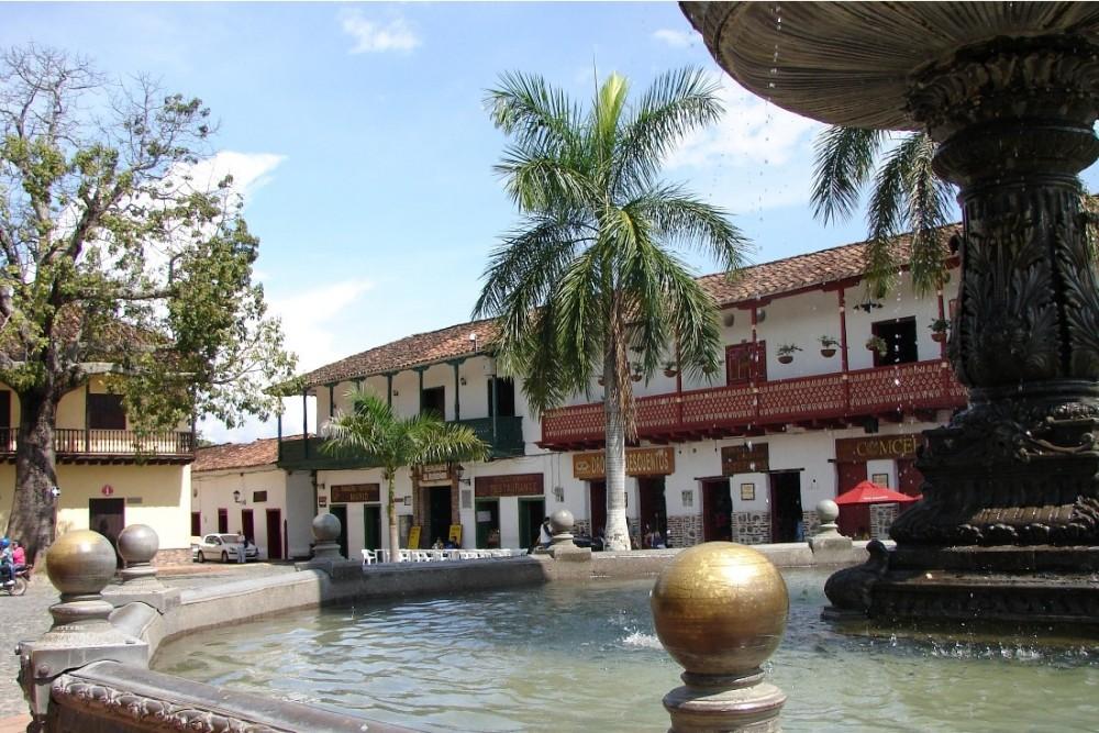 Antioquia Jewels (Santa Fe de Antioquia y Jardin)