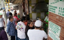 Colombian Street Food tour