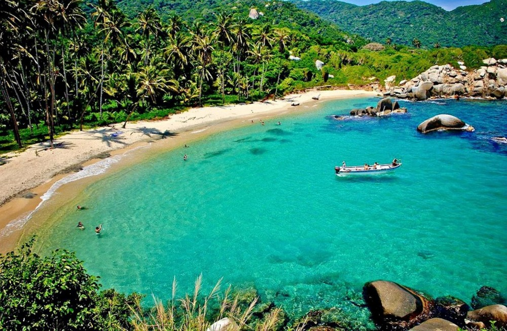 Private Speed Boat to Tayrona National Park