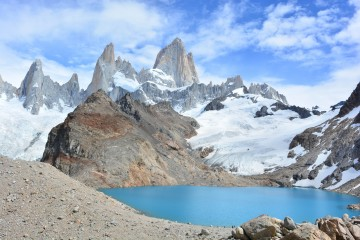 A picture of Hiking in Patagonia 16 Days