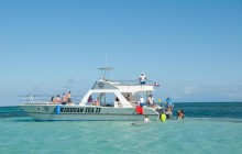 Exclusive VIP Catamaran with Lunch