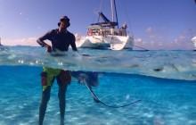 Sailing Catamaran Half Day Charter - Cruise Ship Special