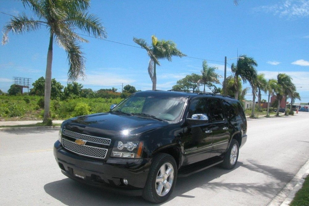 Transfer: Punta Cana One Way Airport Private SUV