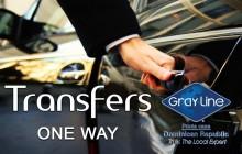 Transfer: Santo Domingo Airport - La Romana One Way Private
