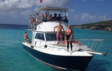 Boat rental for 4 hours Excl F&B