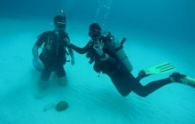 Deep Diver - 4 dives incl. books