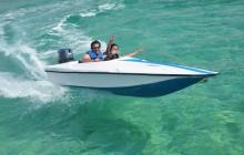 Speedboat Snuba Snorkel