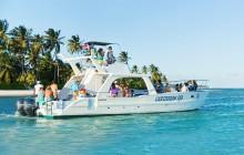 Super Combo: 4x4, Lunch & Caribbean Sea Catamaran
