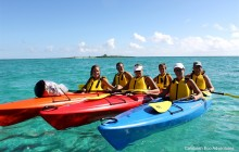 Peterson's Cay Kayak Snorkel Adventure