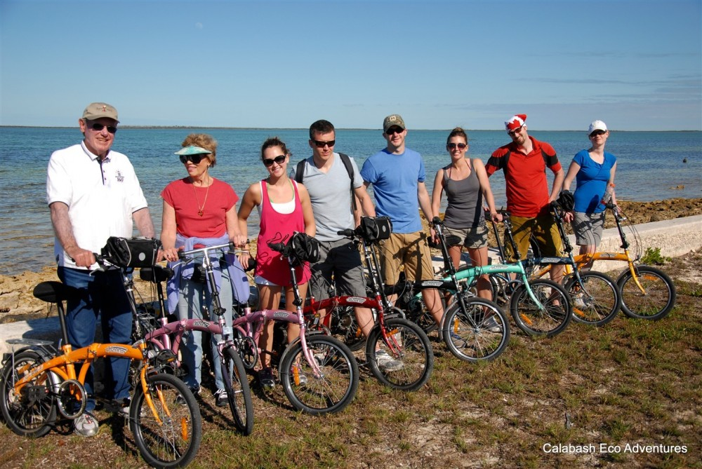 West End Bike and Snorkel Adventure
