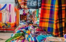 Otavalo Market + Cuicocha Lagoon