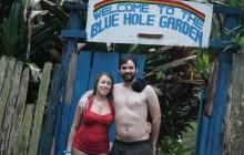 Blue Hole Gardens