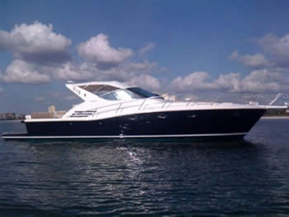 Unisese 51' Fishing Yacht Rental