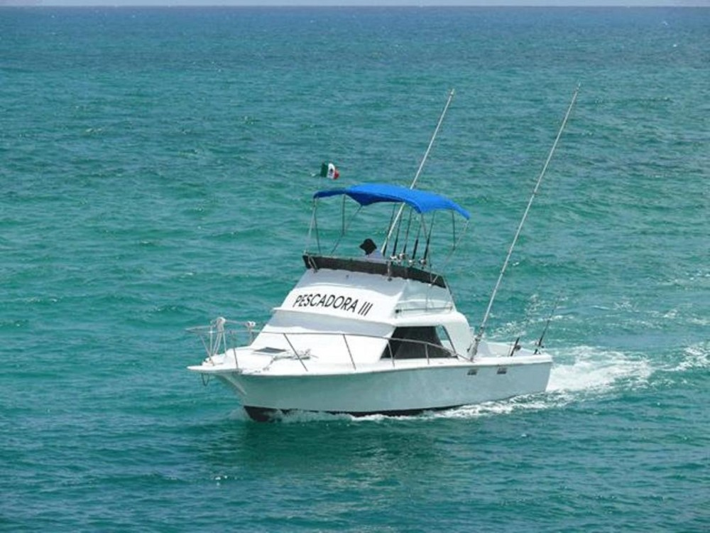 Fishing Yacht - 8 person
