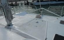 Catamarans in Cancun