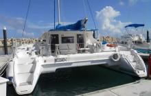 Catamarans in Puerto Morelos