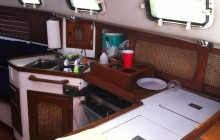 Yumil 36' Sailboat Rental