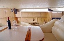 Shared Luxury Yacht