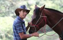 Horseback Riding Mountain & Farm Views