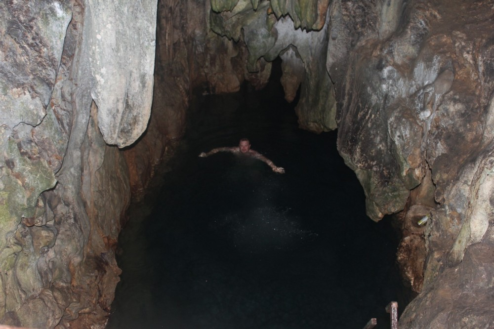 Caving At Roaring River