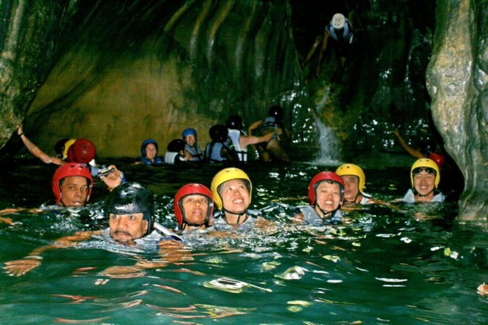 Damajagua Waterfalls