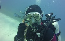 Open Water Diver - French Side