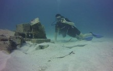 PADI Wreck Diver - French Side