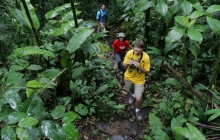 Costa Rica Atlantic: Adventure Hike
