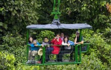 Costa Rica Atlantic: Aerial Tram Tour