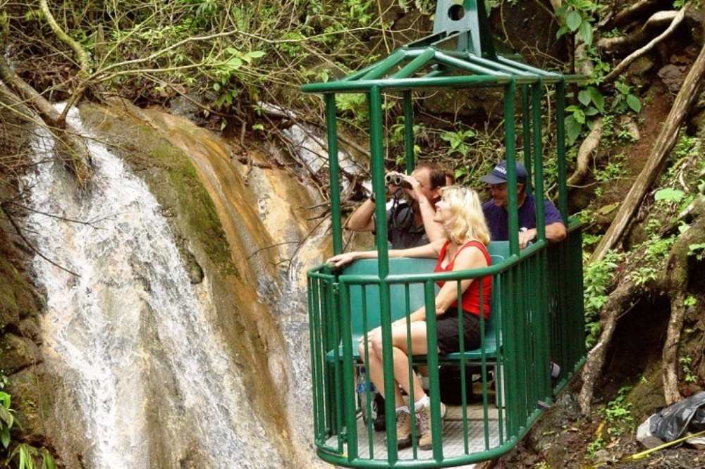 Costa Rica Pacific: Tranopy Tour