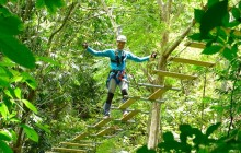 Costa Rica Pacific: Sky Bridge + Climbing Tour