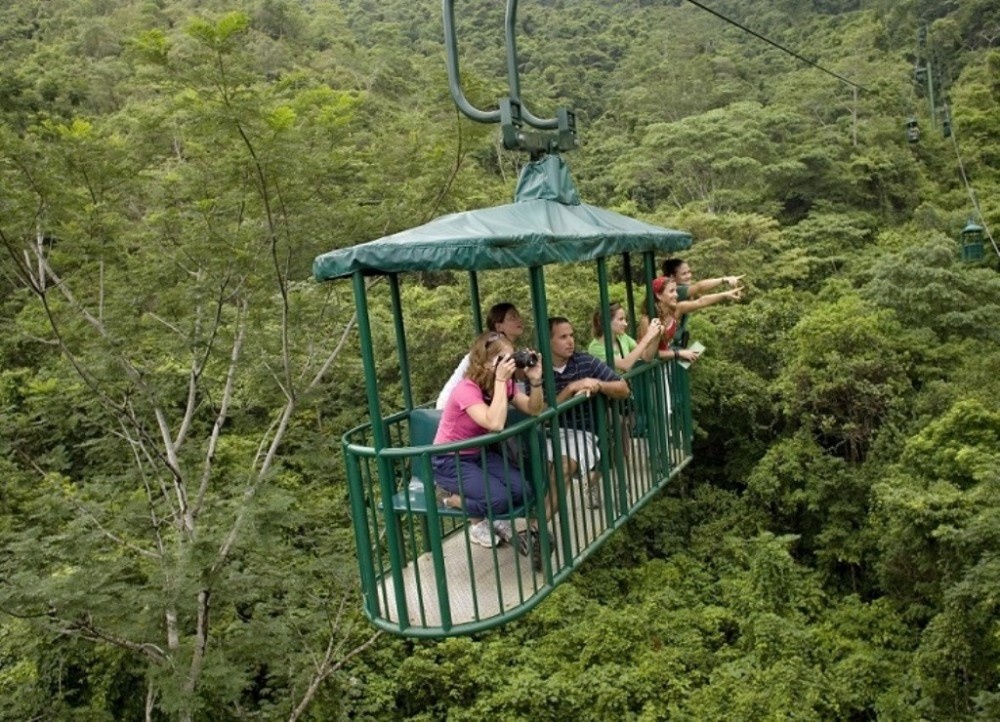 Costa Rica Pacific: Aerial Tram Tour