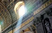 Private Vatican Tour with Golden Room
