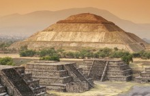Private Teotihuacan and Mexico City Tour