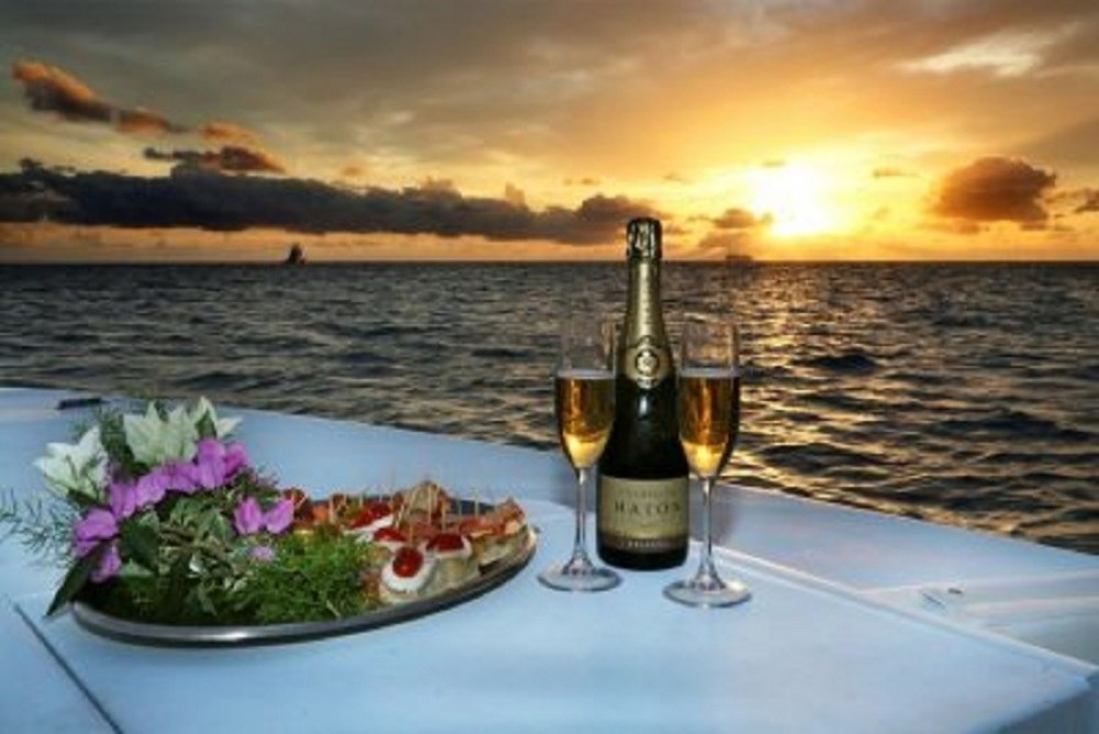 Sunset Champagne Cruise