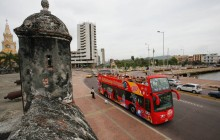 City Sightseeing Hop On Hop Off Cartagena