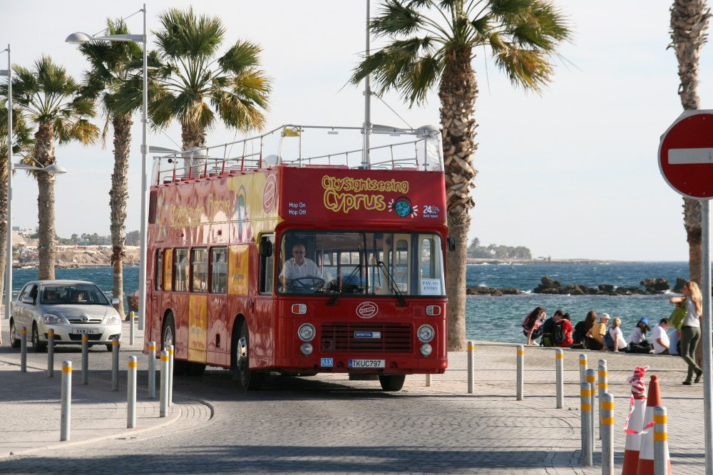 City Sightseeing Hop On Hop Off Paphos