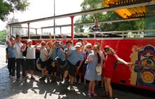 City Sightseeing Hop On Hop Off Prague Bus + Prague Castle