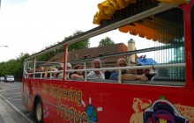 City Sightseeing Hop On Hop Off Prague