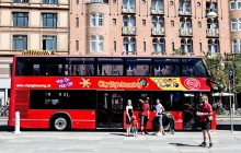 City Sightseeing Hop On Hop Off Copenhagen