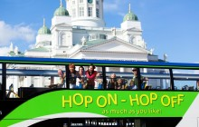 City Sightseeing Hop On Hop Off Helsinki