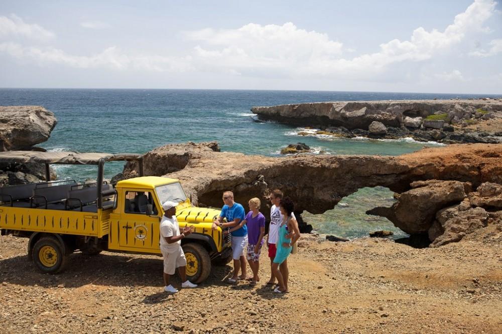 Full day Baby Beach Jeep Adventure