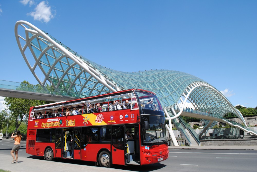 City Sightseeing Hop On Hop Off Tbilisi
