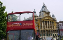 City Sightseeing Hop On Hop Off Budapest
