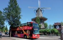 City Sightseeing Hop On Hop Off Amsterdam