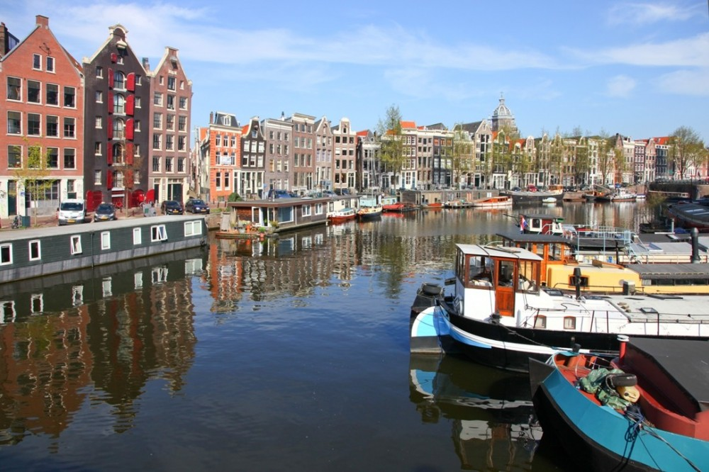City Sightseeing Hop On Hop Off Amsterdam Bus & Boat